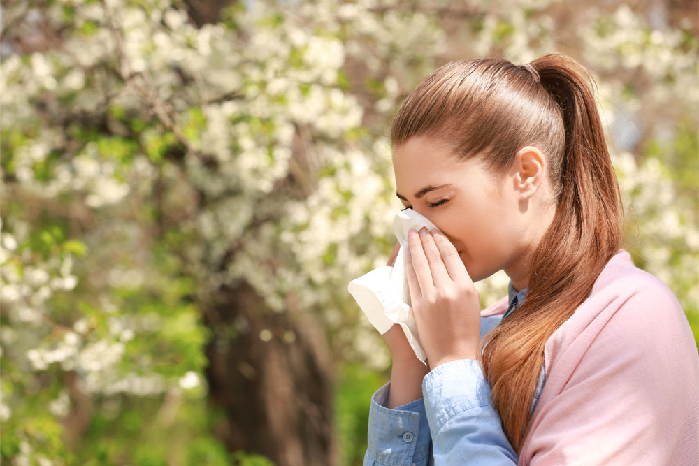 How to Deal with Springtime Allergies